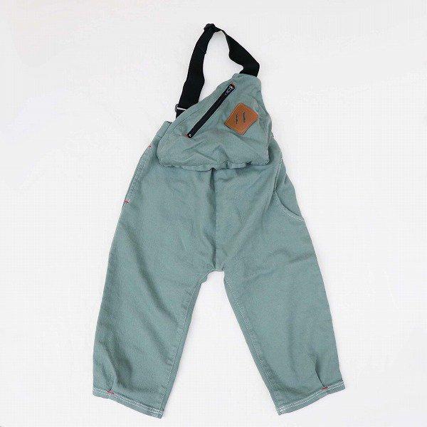 【MLP】shoulder bag パンツ|モスグリーン|90-150cm