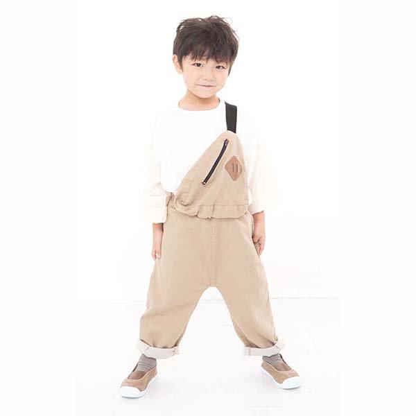 【MLP】shoulder bag パンツ|ベージュ|90-150cm