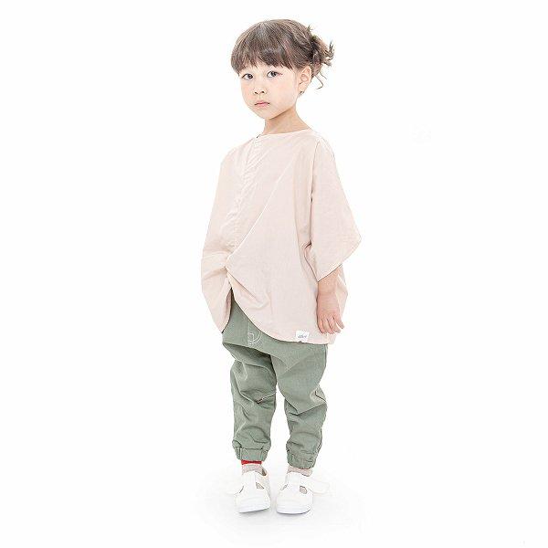 【MLP】Lift Tシャツ|モスピンク|90-150cm