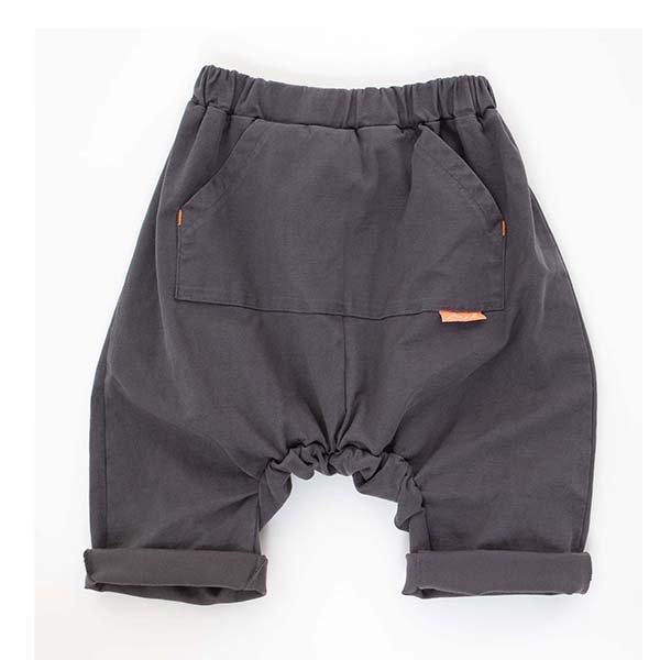 【MoL】spike パンツ|チャコール|80〜150cm