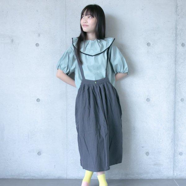 【MoL】スカート&ワンピース|チャコール|90-150cm