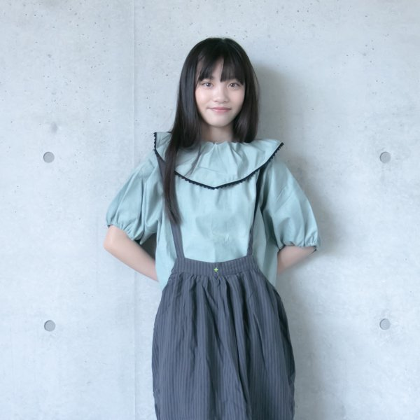 【MoL】dwarf シャツ|ブルーグリーン|90-150cm