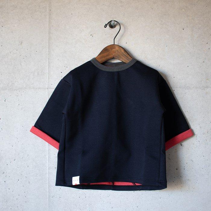 【MLP】spike sweat シャツ ブラック 90-150cm