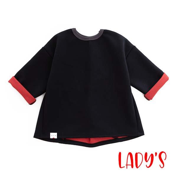【MLP】spike sweat シャツ ブラック レディース