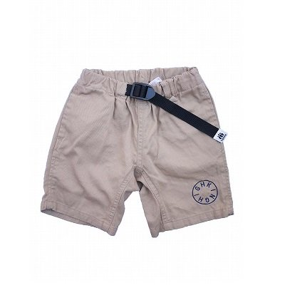 【highking】 stream pants (ベージュ) 90-120cm