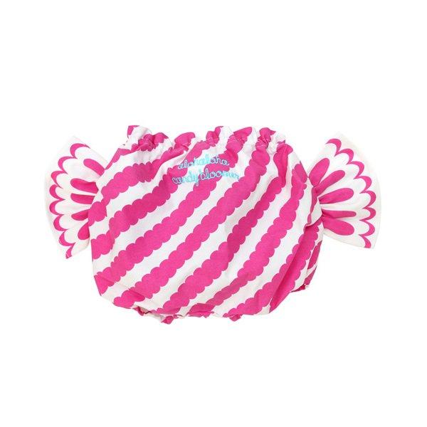 【Alohaloha】 キャンディブルマーAPPLE PEEL (ピンク)