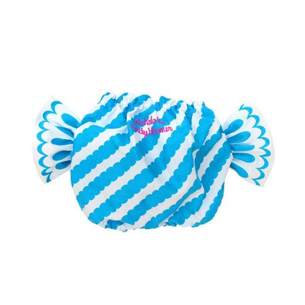【Alohaloha】 キャンディブルマーAPPLE PEEL (ブルー)