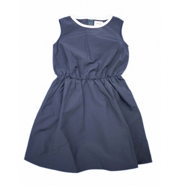 <img class='new_mark_img1' src='https://img.shop-pro.jp/img/new/icons20.gif' style='border:none;display:inline;margin:0px;padding:0px;width:auto;' />【ARCH&LINE】SWIN CLOTH DRESS|ネイビー