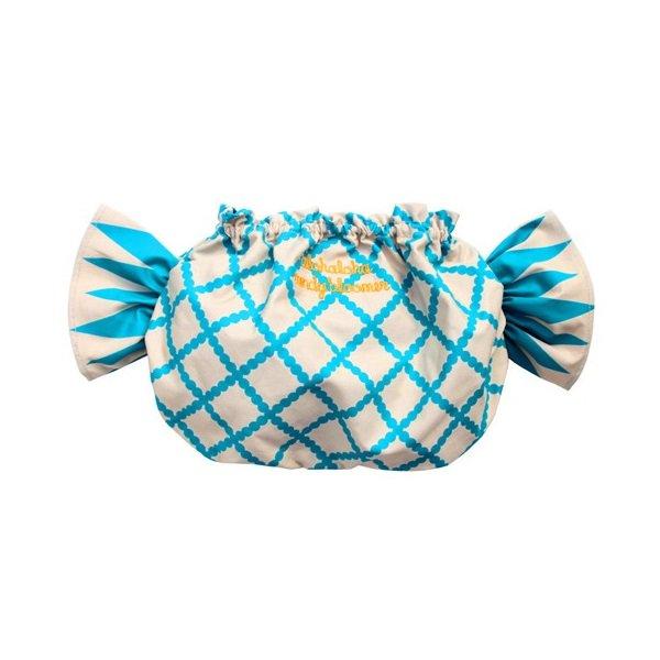【Alohaloha】 キャンディブルマーDOUBLE PINE (ブルー)