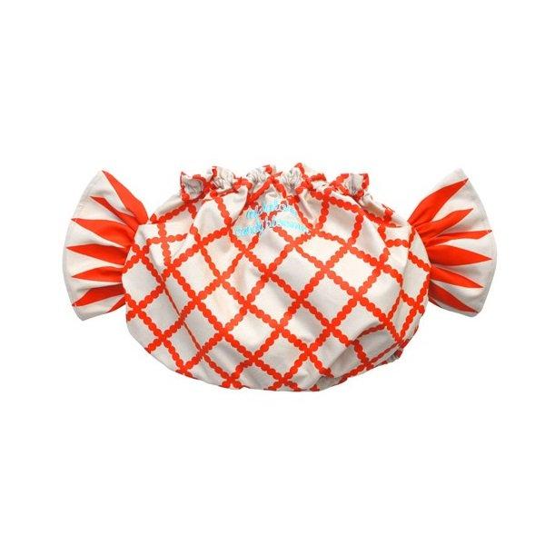 【Alohaloha】 キャンディブルマーDOUBLE PINE (オレンジ)