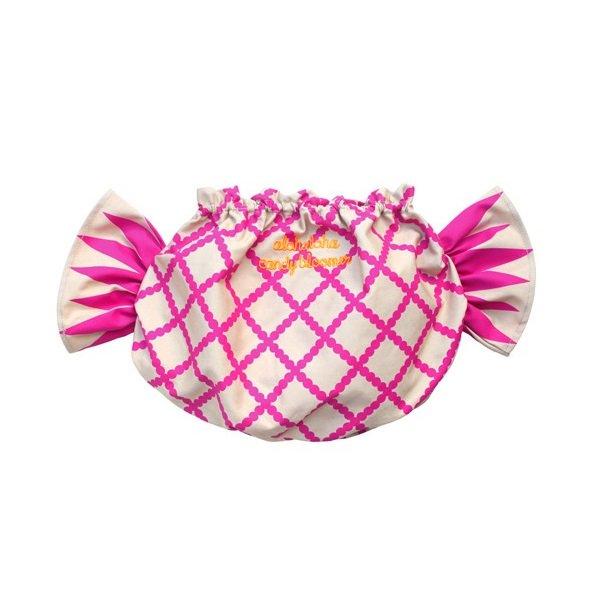 【Alohaloha】 キャンディブルマーDOUBLE PINE (ピンク)