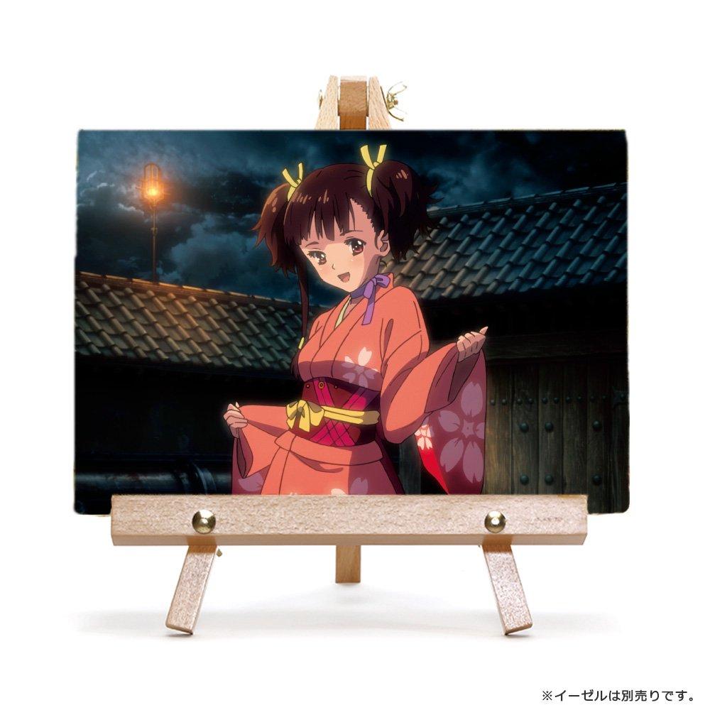 甲鉄城のカバネリ 『無名』キャラファインボード