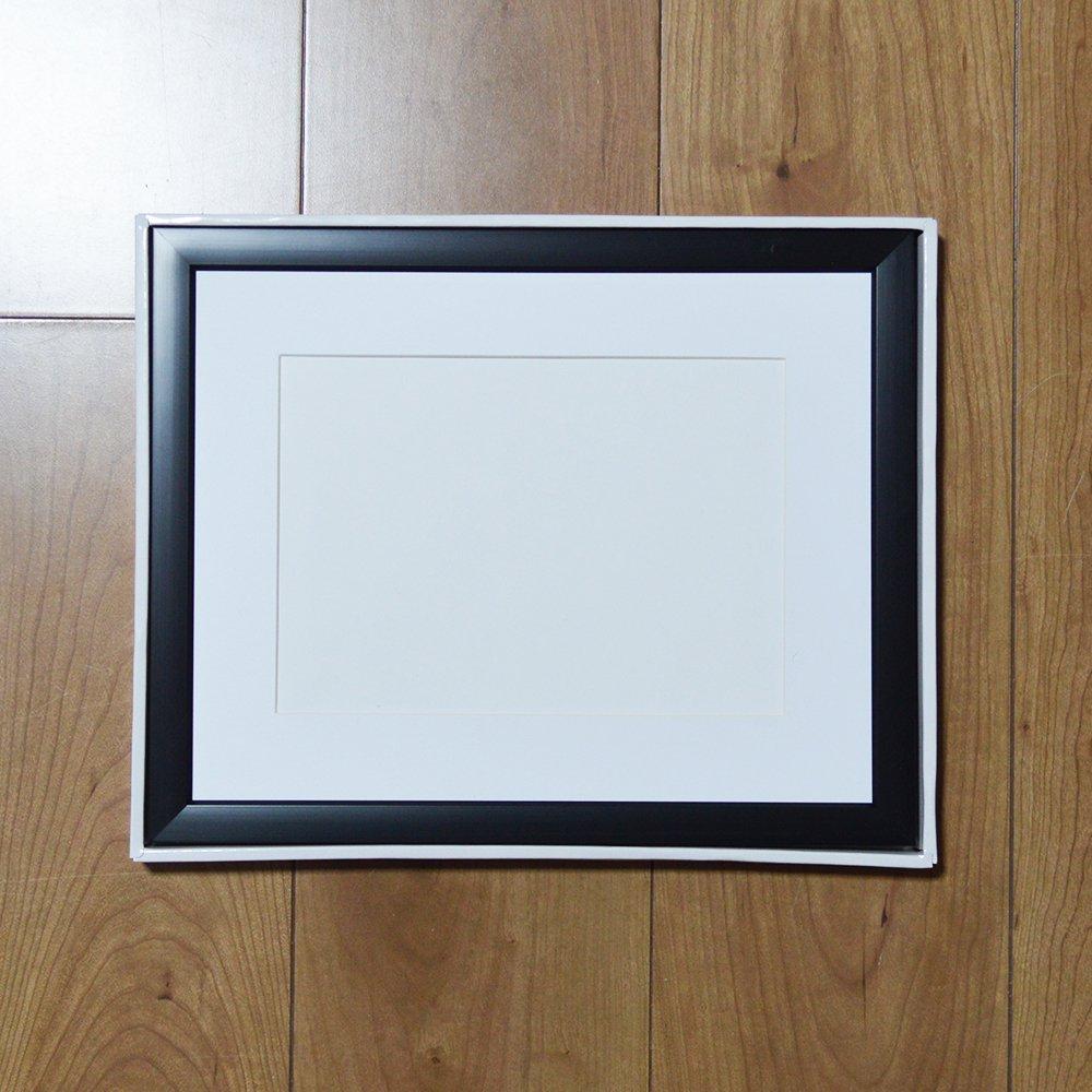 キャラファインシート専用額 A5 BLACK/WHITE