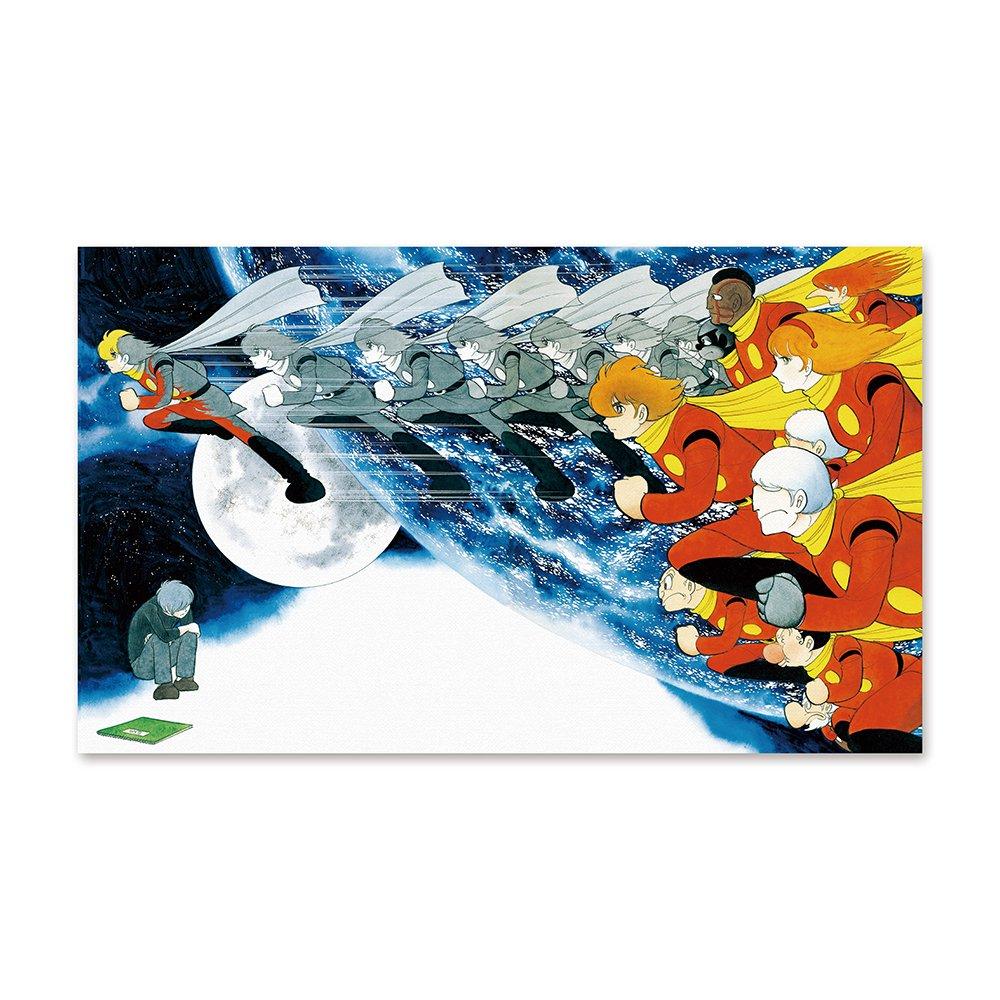 石ノ森章太郎 『サイボーグ009』 M8キャラファインボード