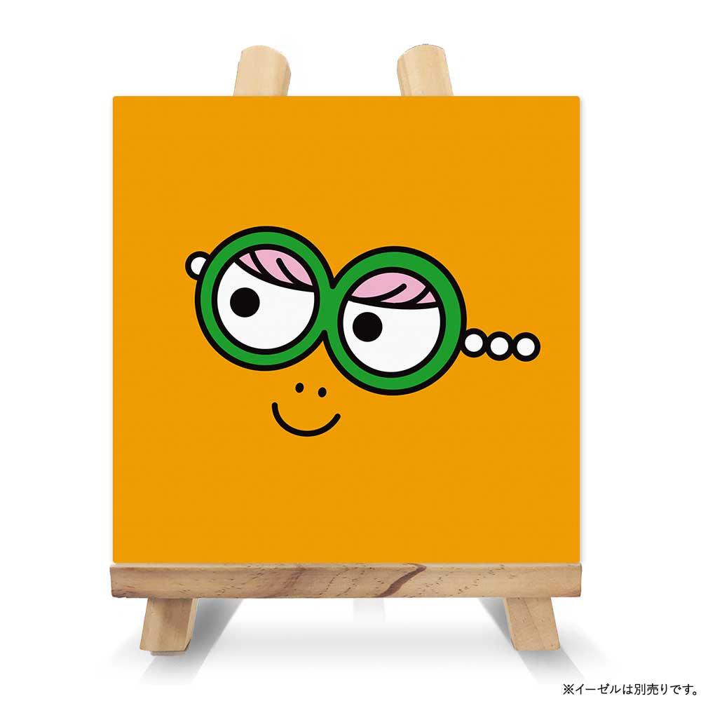 バーバパパ フェイスキャンバスアート『バーバリブ』