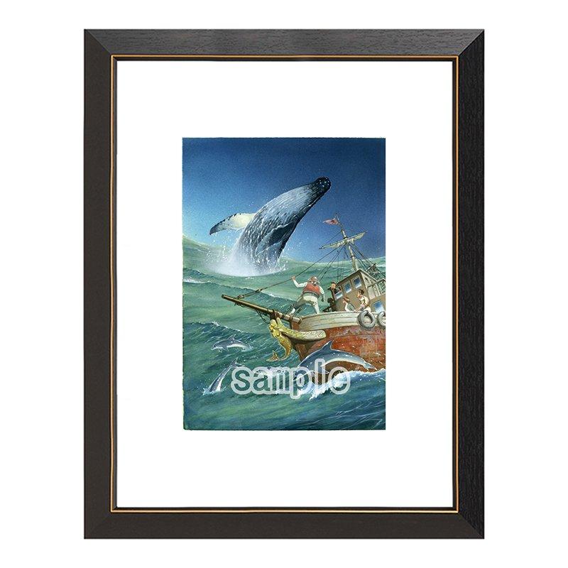 坂口尚 VERSION 『クジラと船』