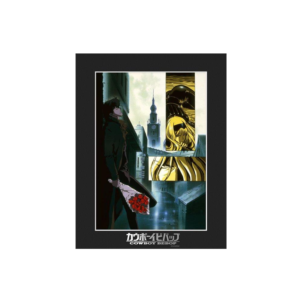 カウボーイビバップ キャラファインマットE:『アニメージュ』1998年6月号
