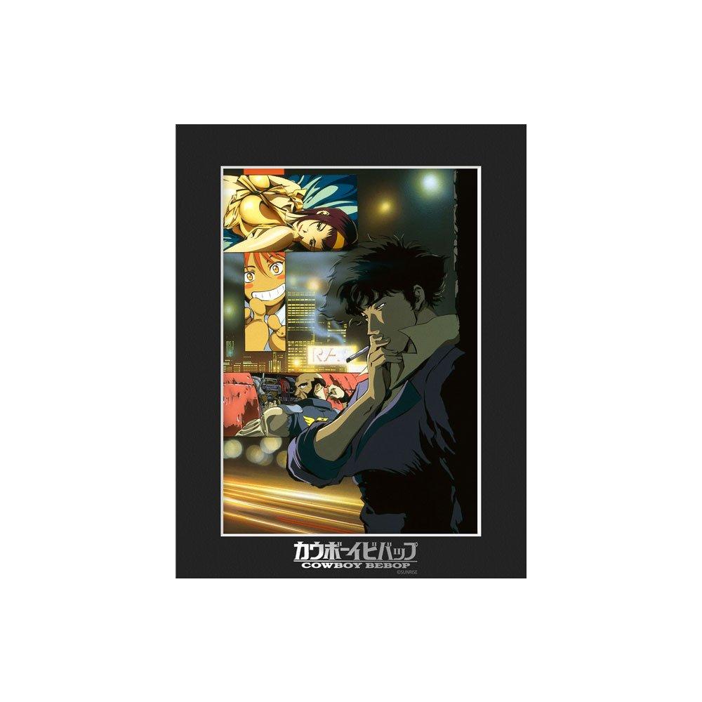 カウボーイビバップ キャラファインマットJ:『アニメージュ』1998年6月号