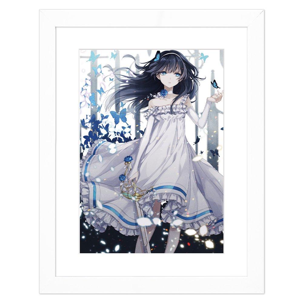 雨壱絵穹『蝶の聖戦』