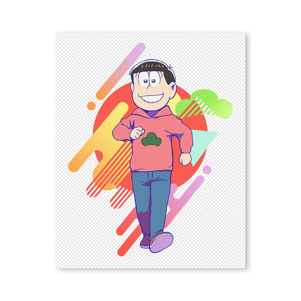 おそ松さん F3キャラファインボード『おそ松』