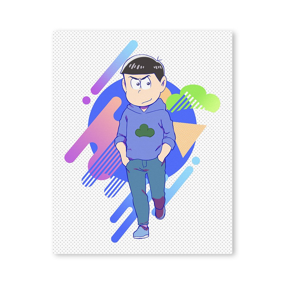 おそ松さん F3キャラファインボード『カラ松』