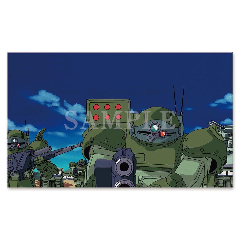 装甲騎兵ボトムズ M8キャラファインボードA