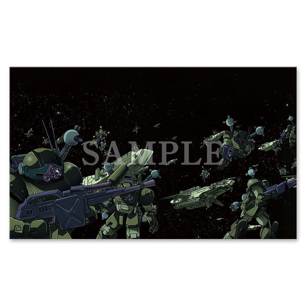装甲騎兵ボトムズ M8キャラファインボードB