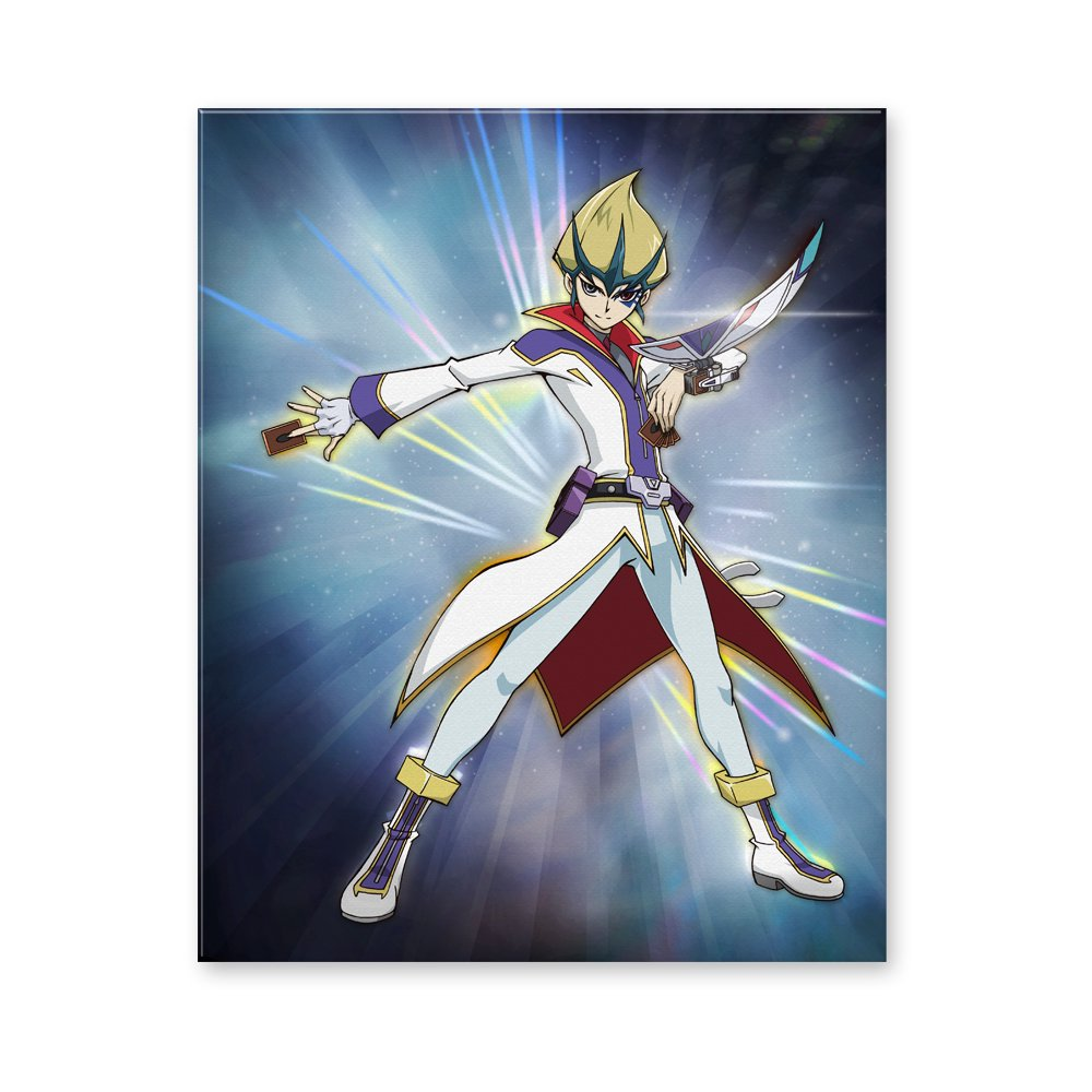 遊☆戯☆王ZEXAL『天城カイト』 F3キャラファインボード