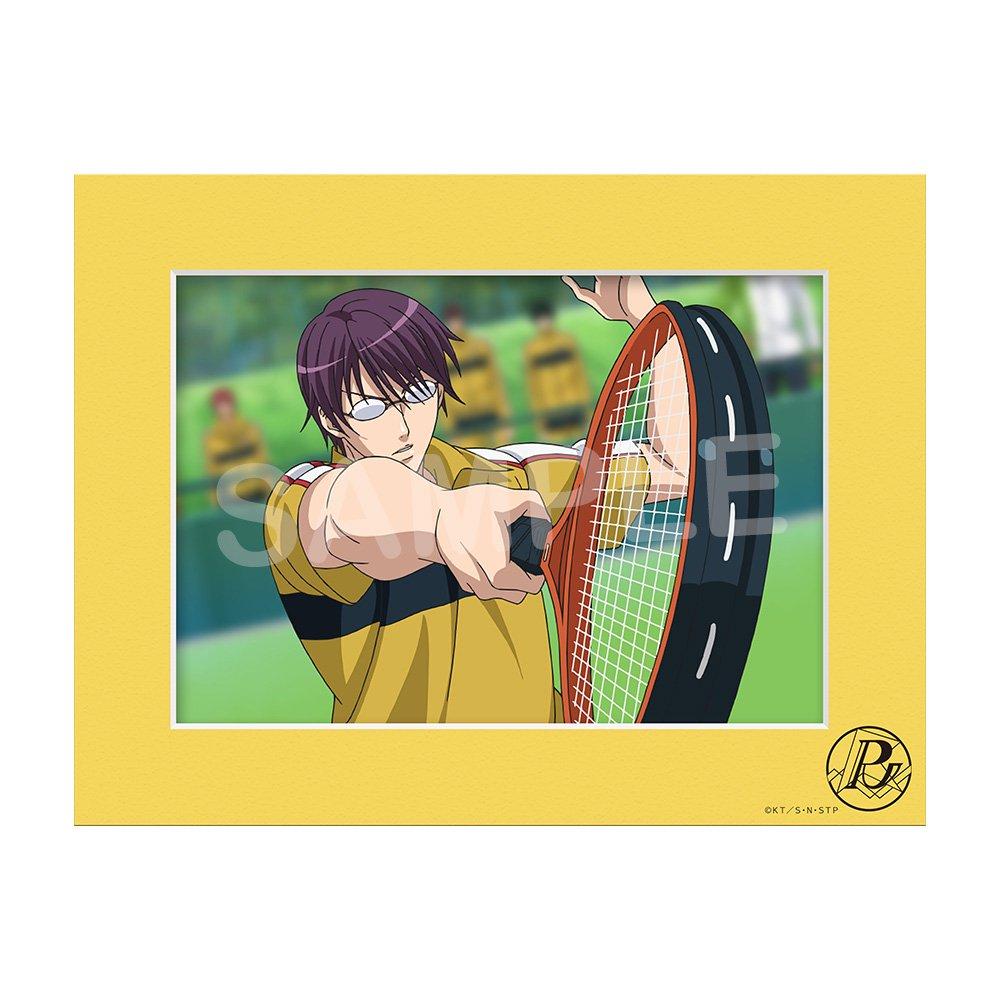 新テニスの王子様 キャラファインマット『柳生比呂士』