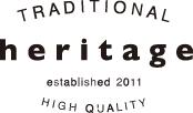 heritage web shop