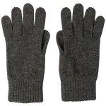【ユニセックス】<br>カシミア手袋<br>ミッドグレー/<br>midgrey