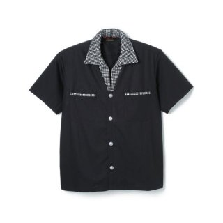 Hook Shirt  Black