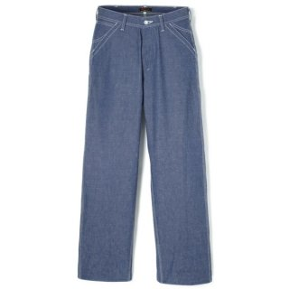 Painter Pants  Indigo