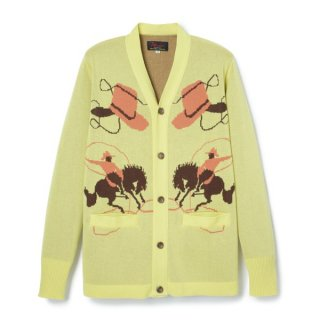 Rodeo Cardigan  Lemon