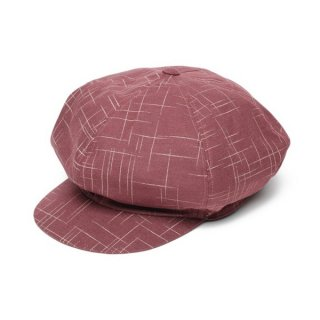 Attractions Nep Casquette Burgundy