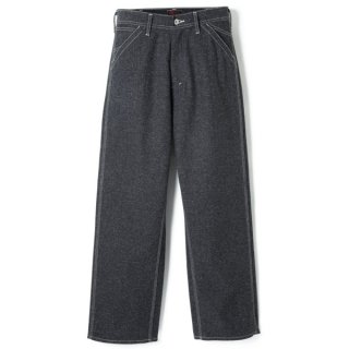 Painter Pants Nep Herringbone