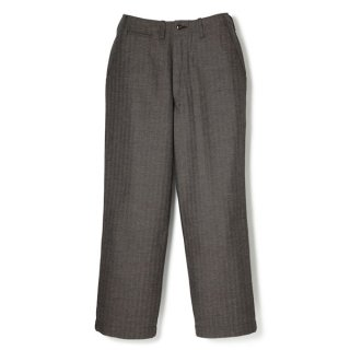 <img class='new_mark_img1' src='//img.shop-pro.jp/img/new/icons1.gif' style='border:none;display:inline;margin:0px;padding:0px;width:auto;' />WEARMASTERS HB Milfolk Trousers Brown