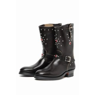 BILTBUCK Studded Engineer Boots