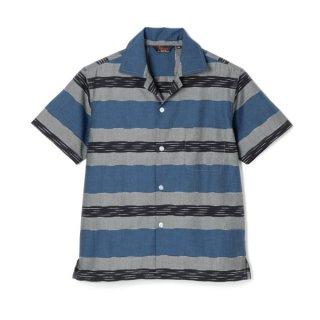 J-Border Shirt S/S Blue