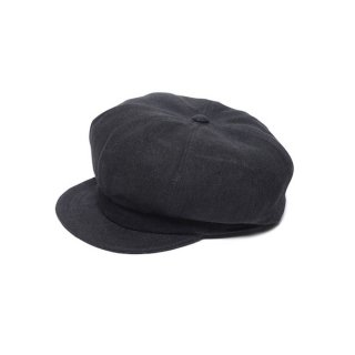 <img class='new_mark_img1' src='//img.shop-pro.jp/img/new/icons1.gif' style='border:none;display:inline;margin:0px;padding:0px;width:auto;' />WEARMASTERS SUMMER CASQUETTE Black