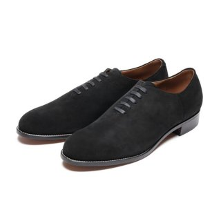 Buck Skin Shoes Black