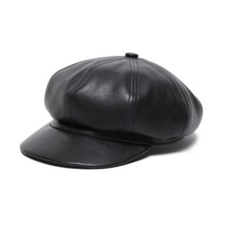 <img class='new_mark_img1' src='//img.shop-pro.jp/img/new/icons1.gif' style='border:none;display:inline;margin:0px;padding:0px;width:auto;' />Horsehide Bikers Casquette Black