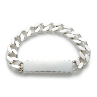 ID Bracelet Silver