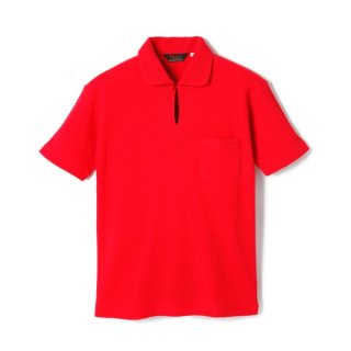 Waffle Polo Red
