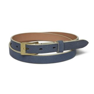 Buckskin Belt Blue