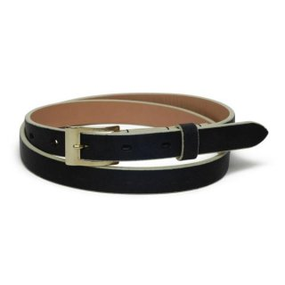 Buckskin Belt Black