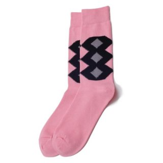 Diamond Sox Pink