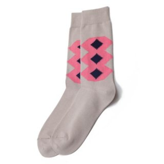 Diamond Sox Beige