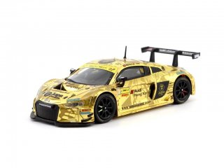 <img class='new_mark_img1' src='https://img.shop-pro.jp/img/new/icons1.gif' style='border:none;display:inline;margin:0px;padding:0px;width:auto;' />Tarmac Works 1/64 Audi R8 LMS - FIA GT World Cup Macau 2016 - AAPE/ Audi HK - Marchy Lee