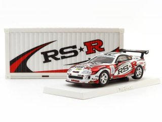 <img class='new_mark_img1' src='https://img.shop-pro.jp/img/new/icons1.gif' style='border:none;display:inline;margin:0px;padding:0px;width:auto;' />Tarmac Works 1/64 Toyota Supra RSR D1 Drift Car 香港限定品